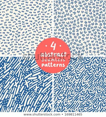 sem · costura · geométrico · padrões · textura · do · papel · papel · textura - foto stock © lenapix