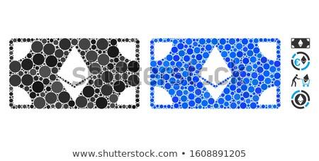 Bankjegy ikon vektor alkalmazás web design üzlet Stock fotó © ahasoft