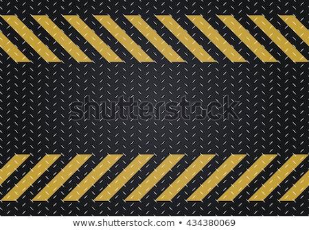 grunge · hierro · placa · industrial · metal · textura - foto stock © nuttakit