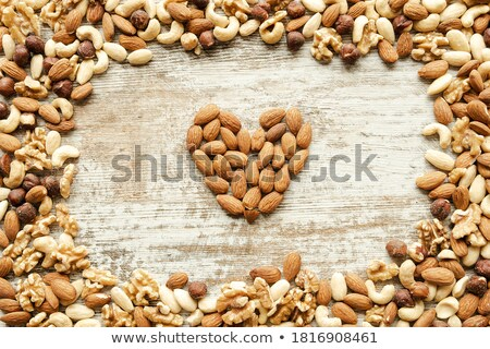 Grains and seeds variety - healthy and diverse food concept Stock photo © lightkeeper
