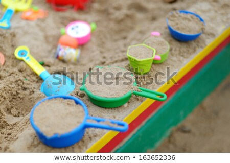 sands of childhood stock photo © ca2hill