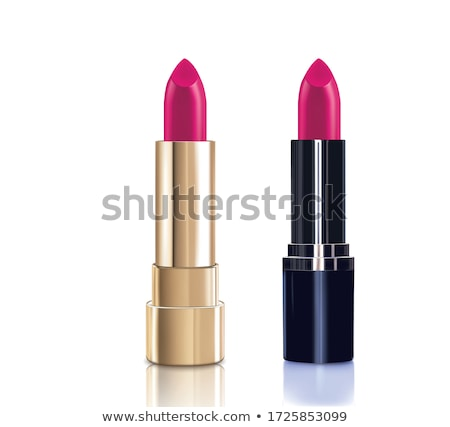 vector lipsticks stock photo © freesoulproduction