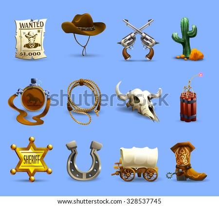 знак Запад вектора икона иллюстрация дизайн шаблона Сток-фото © Ggs