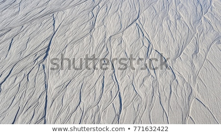 Silvery sea water ripples close up. Stock photo © latent