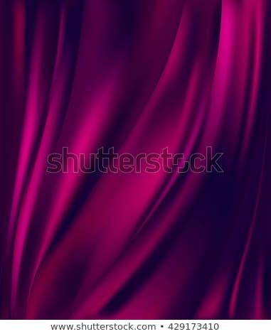 Rosa seda terciopelo tela textura fondo Foto stock © Akhilesh