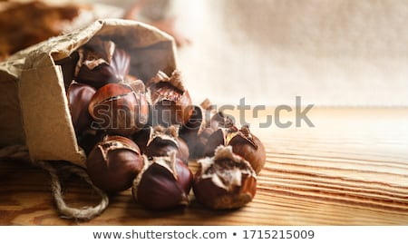 Chestnuts Stock photo © tilo