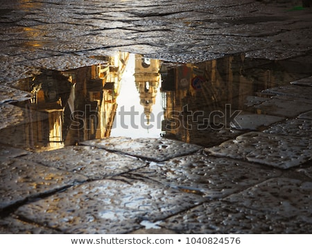 church reflection Stock photo © PetrMalyshev