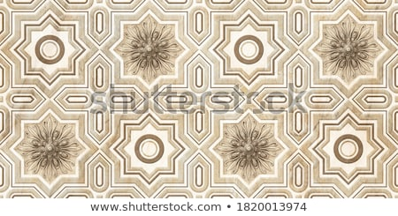 ceramic tiles on the wall  Stock photo © OleksandrO