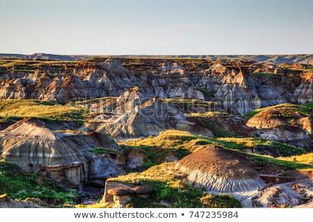 Park Kanada tájkép utazás homok kő Stock fotó © pictureguy