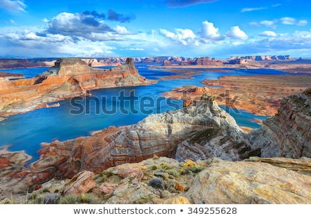 Lake Powell Stock photo © disorderly