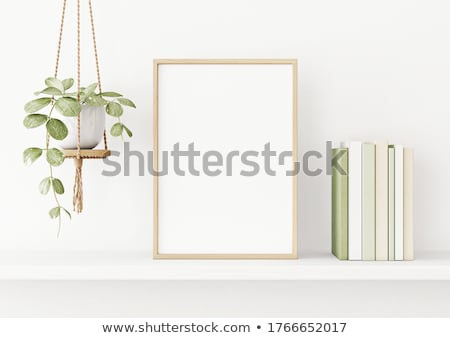 illustration of 50 % off  text engraved in wax seal on an isolated background Stock photo © get4net