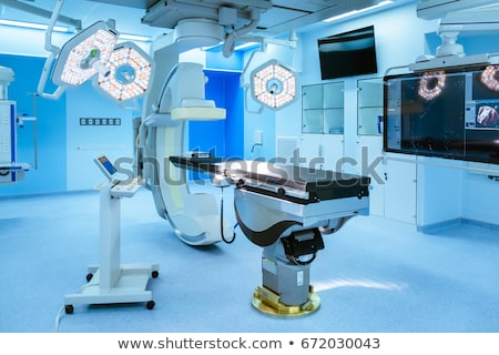 Equipment and medical devices in modern operating room Stock photo © wavebreak_media