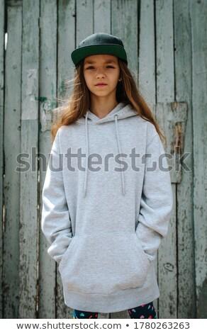 enfants · rue · voiture · enfants · route · étudiant - photo stock © bluering