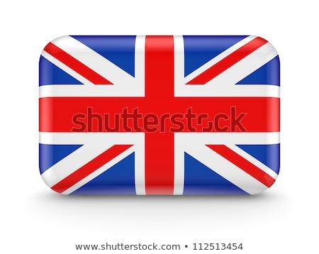 Folder with flag of england Stock photo © MikhailMishchenko