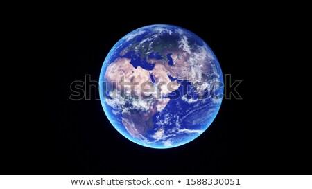 űr felfedez rakéta hajó startup sötét Stock fotó © Genestro