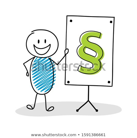 Group Of People Hands Paragraph Signs Stock photo © AndreyPopov