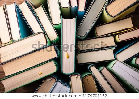 лучший продавец книга белый Лидеры продаж штампа Сток-фото © romvo