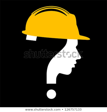 Construction Safety Questions Stock photo © Lightsource