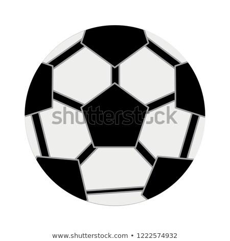 白人 · サッカーボール · 白 · サッカー · スポーツ - ストックフォト © robuart