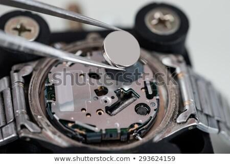 батареи работу металл Сток-фото © AndreyPopov