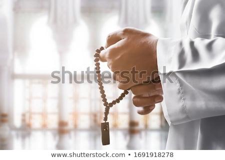 prayer beads stock photo © trgowanlock