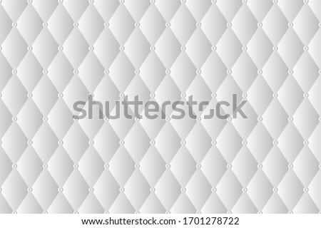 Bianco pelle tappezzeria lusso primo piano realistico Foto d'archivio © IMaster