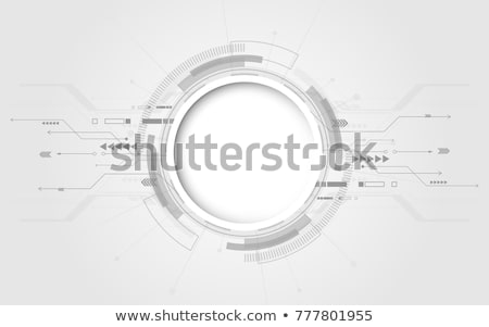 Engineering vector abstract ontwerp textuur licht Stockfoto © saicle