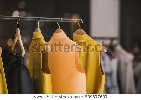 одежды магазин элегантный современных моде Сток-фото © Dinga