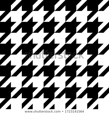 Stock photo: Tooth pattern seamless. teeth background. Vector illustration