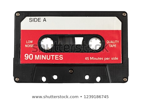 Old Audio Tape Stock photo © Stocksnapper