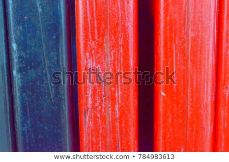 Defective paint on the iron surface - seamless Stock photo © pzaxe