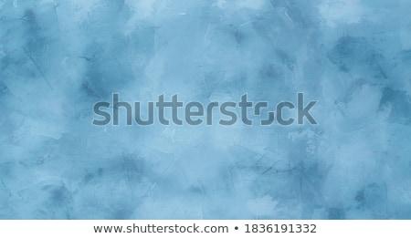 Decoratief pleisterwerk kunst ruw grijs gebouw Stockfoto © RuslanOmega