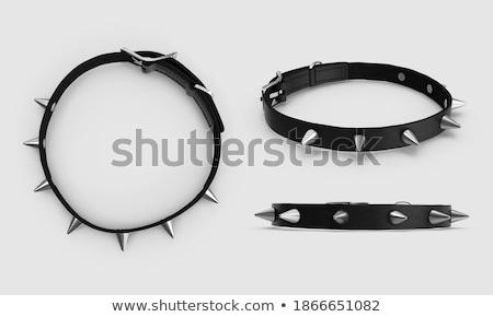 sexual · flertar · isolado · branco · mãos - foto stock © dolgachov