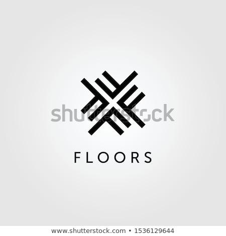 Drewna pokładzie ściany świetle domu Zdjęcia stock © pinkblue