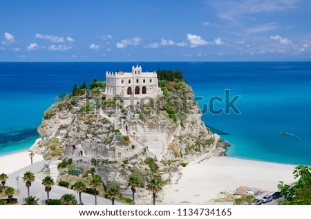 Tropea church  Stock photo © LianeM