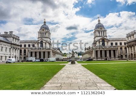 Сток-фото: Royal Naval College In Greenwich London