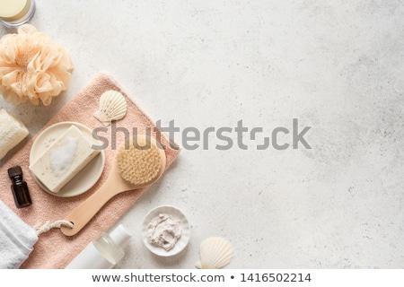 vertical · imagem · mulher · jovem · limpar - foto stock © pressmaster