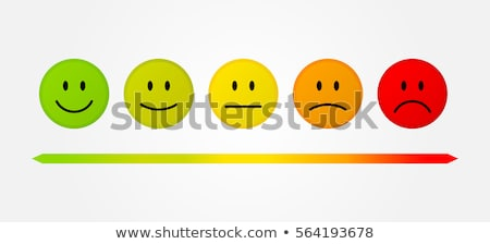 scale red vector icon button stock photo © rizwanali3d