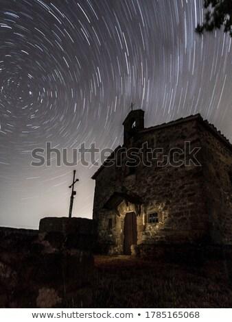 star · gökyüzü · güneş · ışık · toprak · mavi - stok fotoğraf © pictureguy