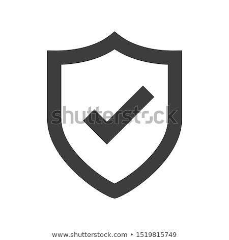 etiket · kristal · ikon · yalıtılmış · beyaz · iş - stok fotoğraf © vectomart