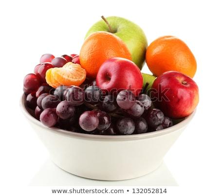 Vol zomer voedsel gezond leven natuur Stockfoto © YuliyaGontar