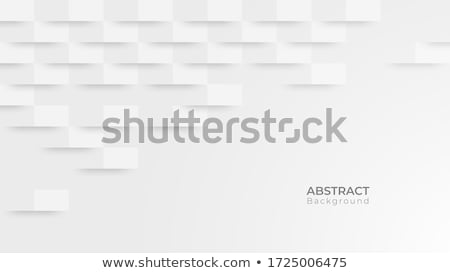Abstract decorative modern background with simple squares in brown shades. Blur seamless trendy patt Stock photo © ExpressVectors