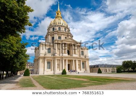 Les Invalides in Paris Stock photo © Givaga