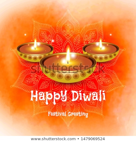 happy diwali festival sale banner with image space Stock photo © SArts