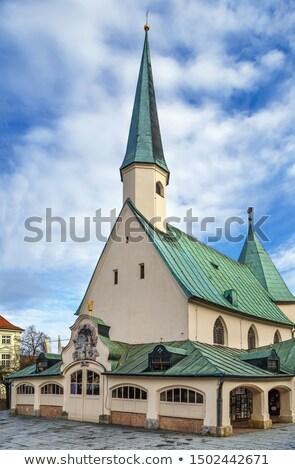 Shrine of Our Lady of Altotting, Germany Stock photo © borisb17