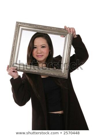 kadın · kenar · el · seksi - stok fotoğraf © photography33