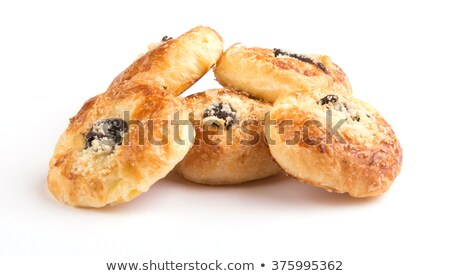 sweet desert (czech muffin) Stock photo © jonnysek