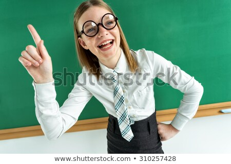 apprentice pointing board, Stock photo © photography33