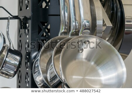 cookware close up stock photo © studiotrebuchet