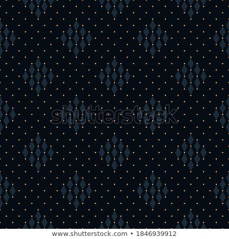 Rövidujjú póló sablon minta nő férfi terv Stock fotó © shawlinmohd